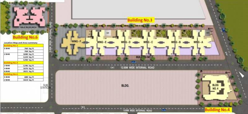 Images for Layout Plan of HDIL Premier Exotica