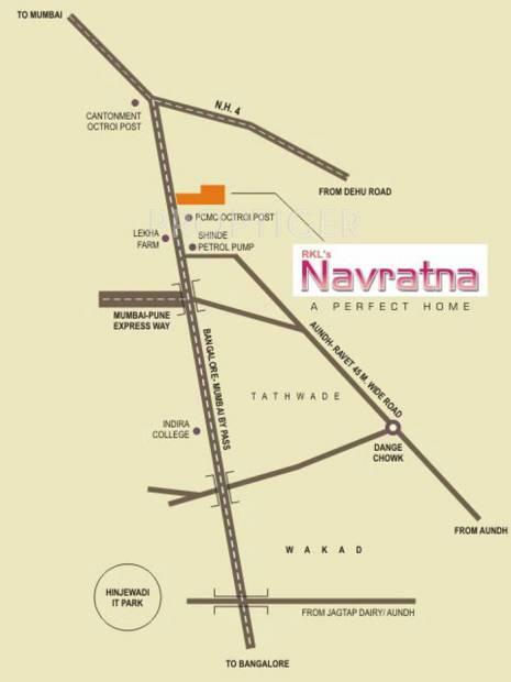 Images for Location Plan of RK Navratna