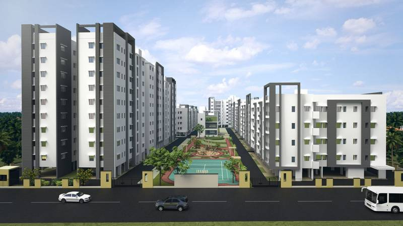 Images for Elevation of Adroit District S