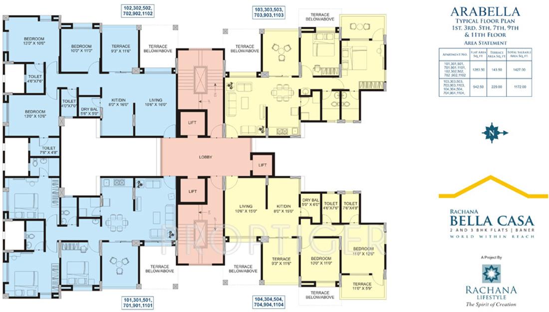 Rachana Bella Casa In Sus Pune Price Location Map