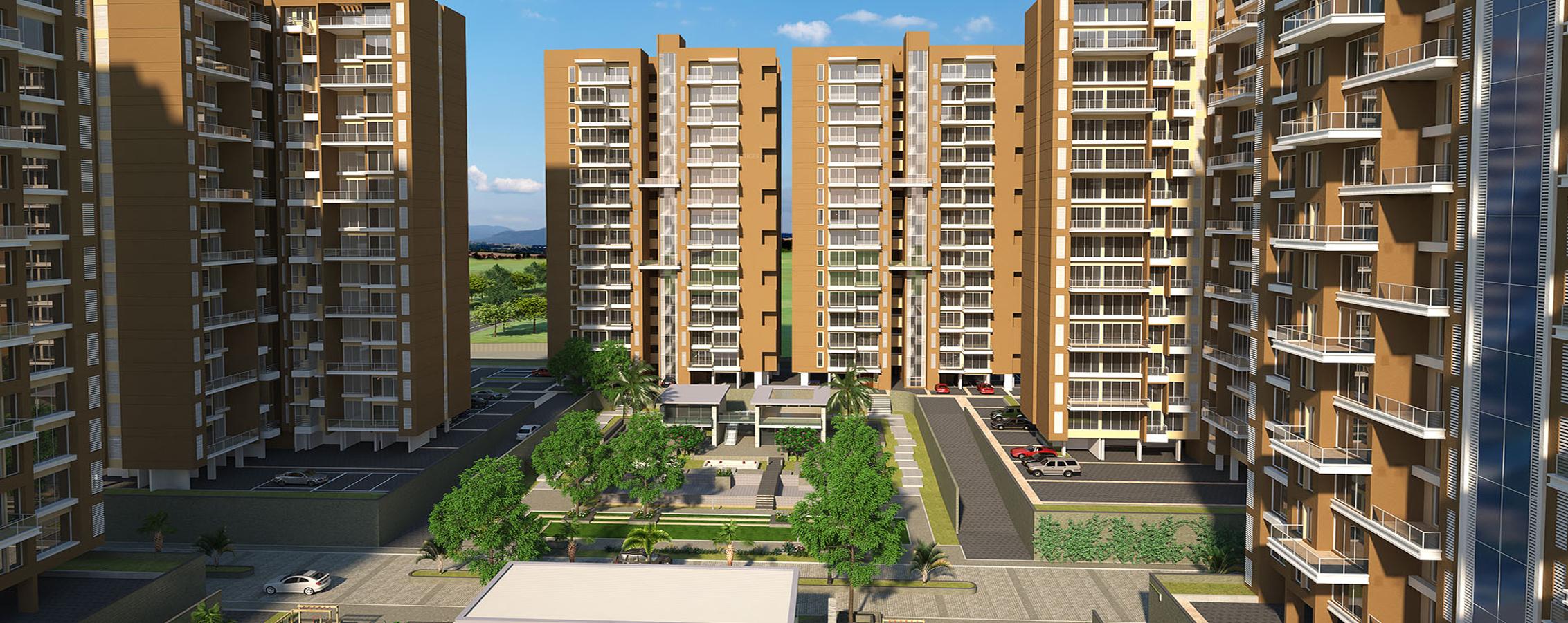 1150 Sq Ft 2 Bhk 2t Apartment For Sale In Goel Ganga