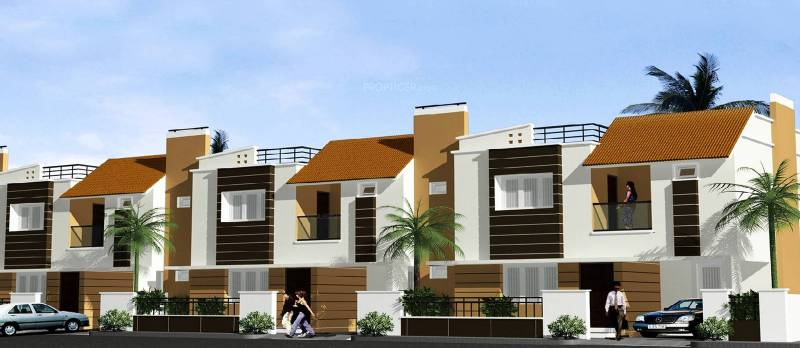 Images for Elevation of Golden Boulevard Villa