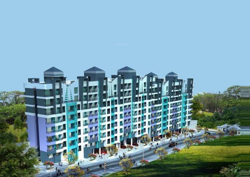 heights Images for Elevation of Panvelkar Heights