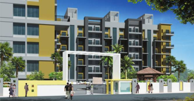 Images for Elevation of Shree Shree Ram Hill View