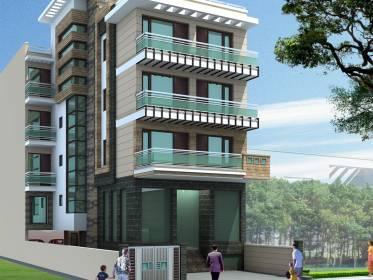 Images for Elevation of Bemisal Bemisal C 3 84 Janakpuri