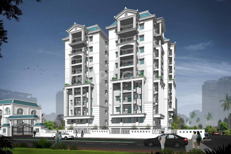 Images for Elevation of Aditya Fortune Towers