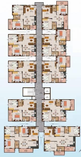 Images for Cluster Plan of Foyer Foyer City