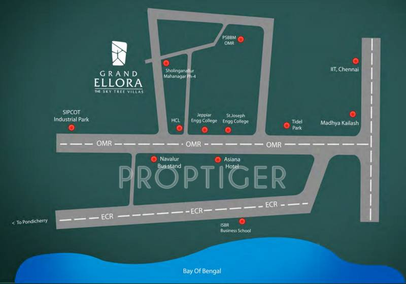Images for Location Plan of VIP Grand Ellora
