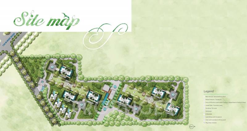 Images for Site Plan of Ireo Gurgaon Hills