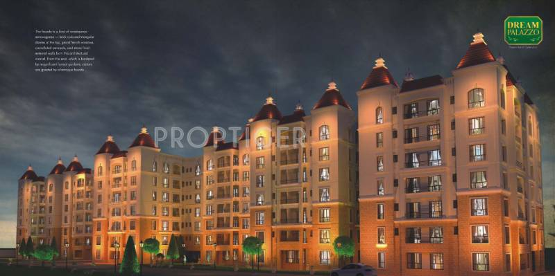 dream-palazzo Images for Elevation of Jain Dream Palazzo