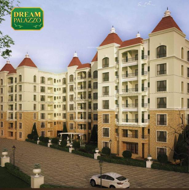 Images for Elevation of Jain Dream Palazzo