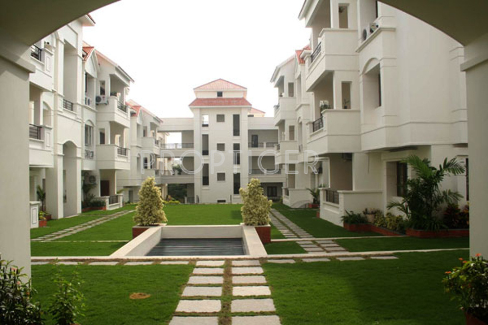 2425 Sq Ft 3 Bhk 3t Villa For Sale In Trend Set Ville