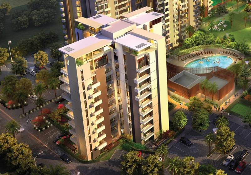 chandigarh-grande Images for Elevation of Sushma Chandigarh Grande