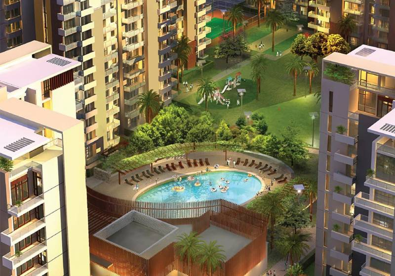 chandigarh-grande Images for Elevation of Sushma Chandigarh Grande