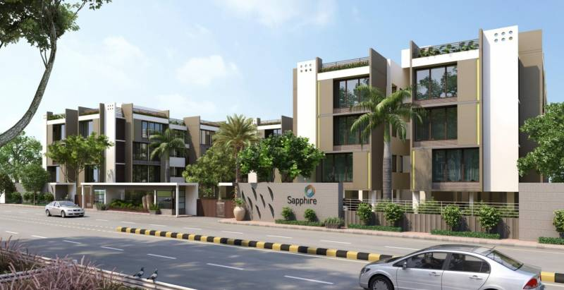 Images for Elevation of Shilp Sapphire