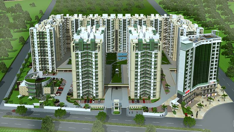 Images for Elevation of Airwil Green Avenue