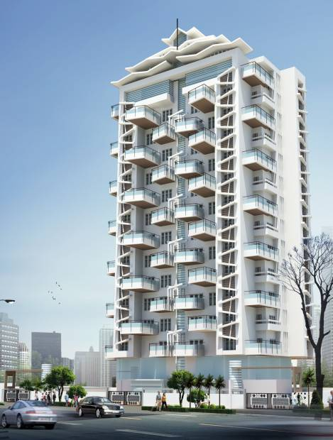 Images for Elevation of Concrete Gauri Heights