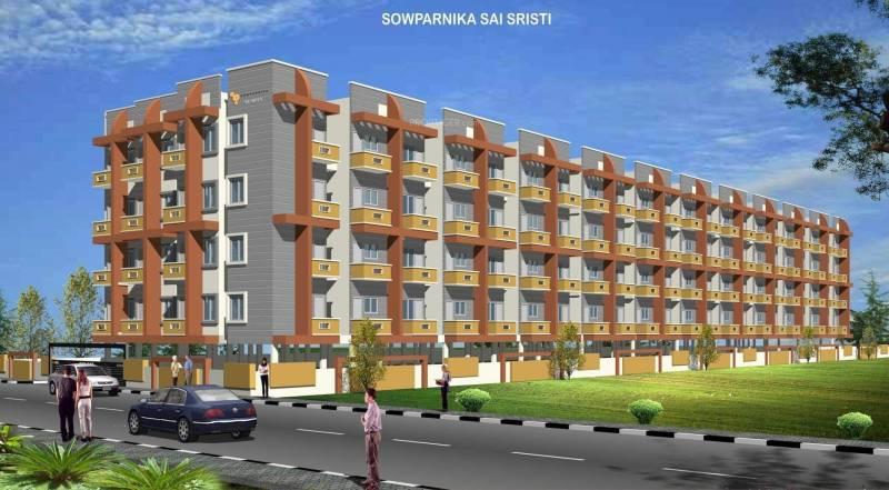 sai-srishti Images for Elevation of Sowparnika Projects Sai Srishti