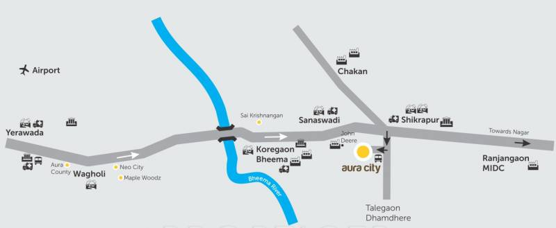 Images for Location Plan of Jalan Aura City