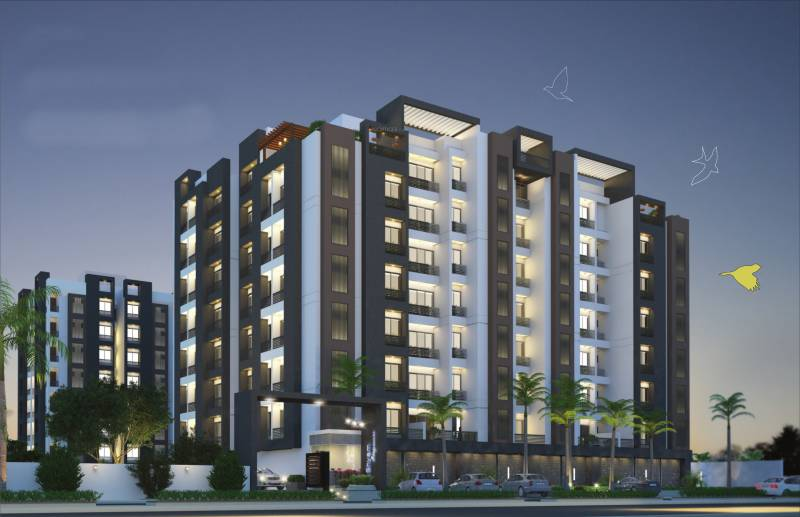Images for Elevation of Vrundavan Shyam Elegance