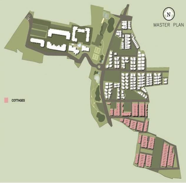 cottages Images for Master Plan of Hiranandani Cottages
