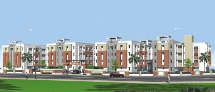 Images for Elevation of Rajarathnam RC Wood Side