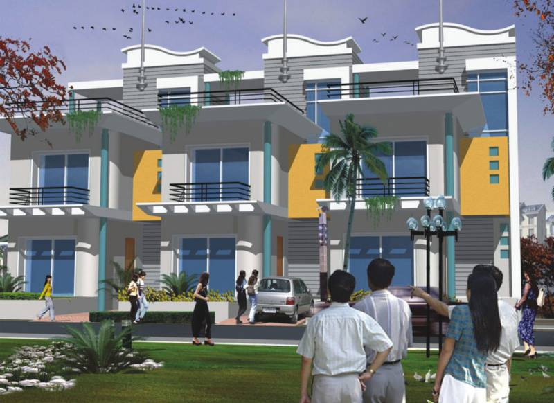 Images for Elevation of Ansal Town Apartments