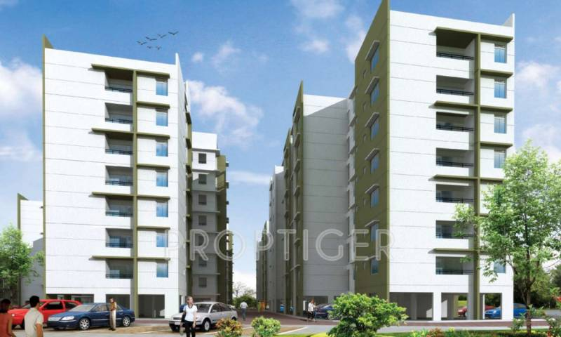 Images for Elevation of Emaar India The Avenues