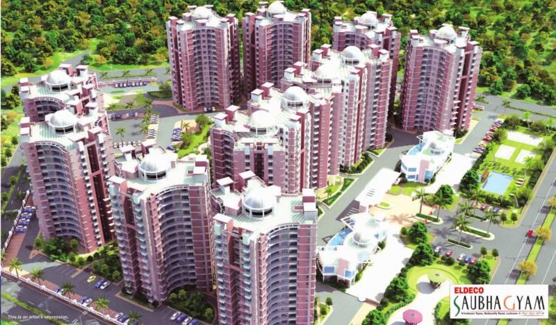 Images for Elevation of Eldeco Saubhagyam