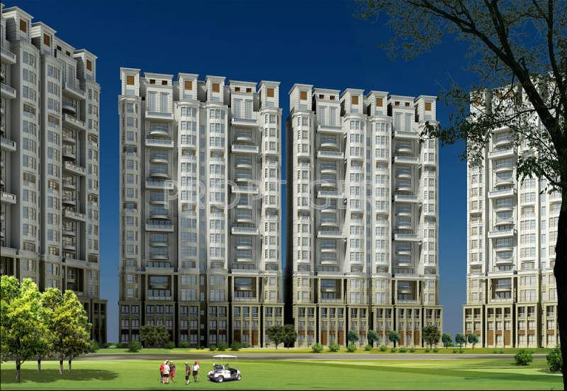 Images for Elevation of Jaypee Knights Court