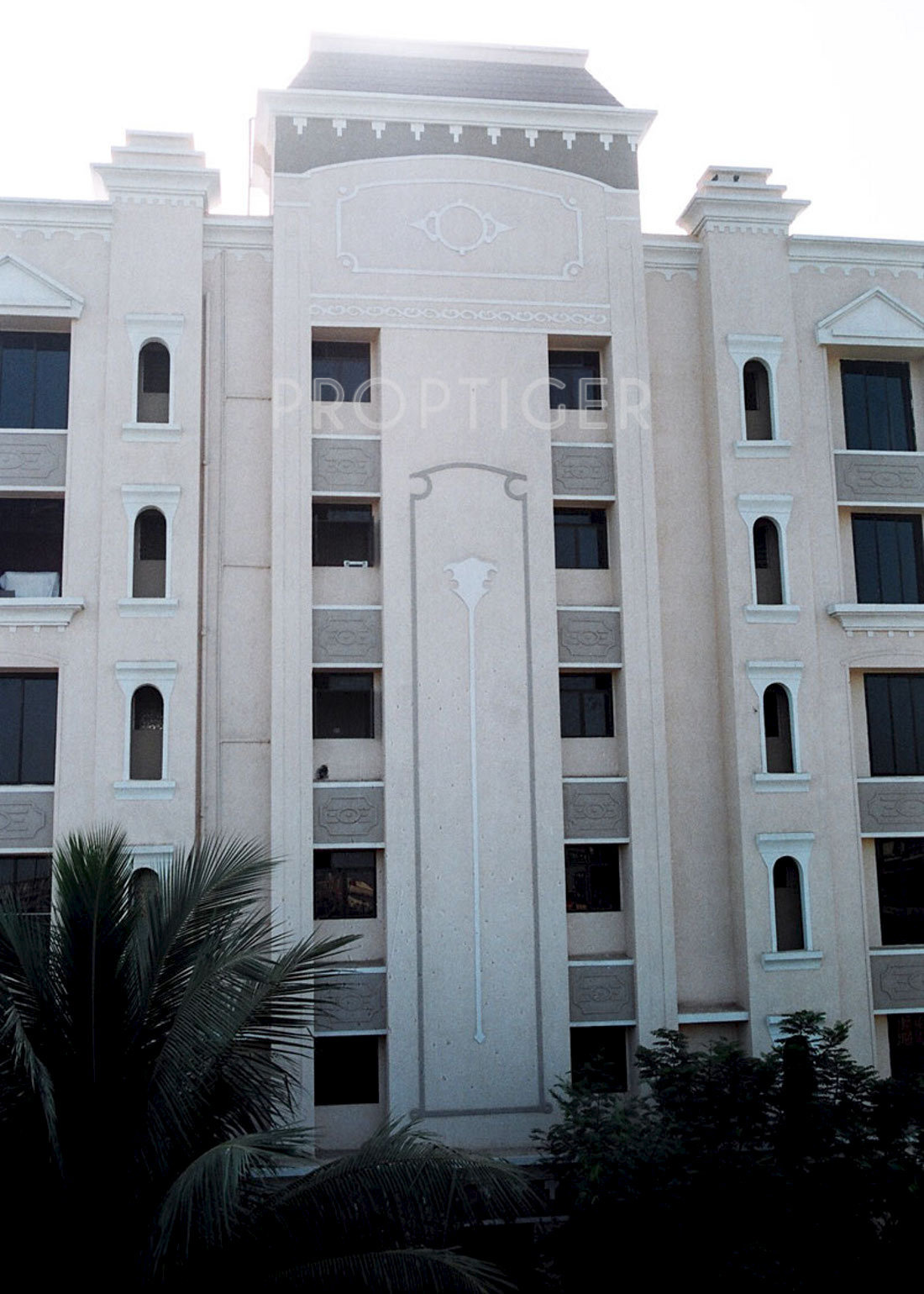 750 Sq Ft 2 Bhk 2t Apartment For Sale In Parshva Group