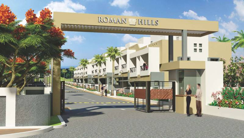 Images for Elevation of Uni Roman Hills