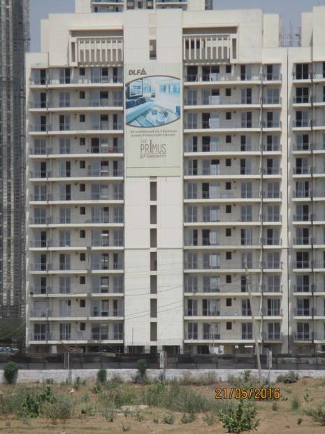 Images for Construction Status of DLF The Primus