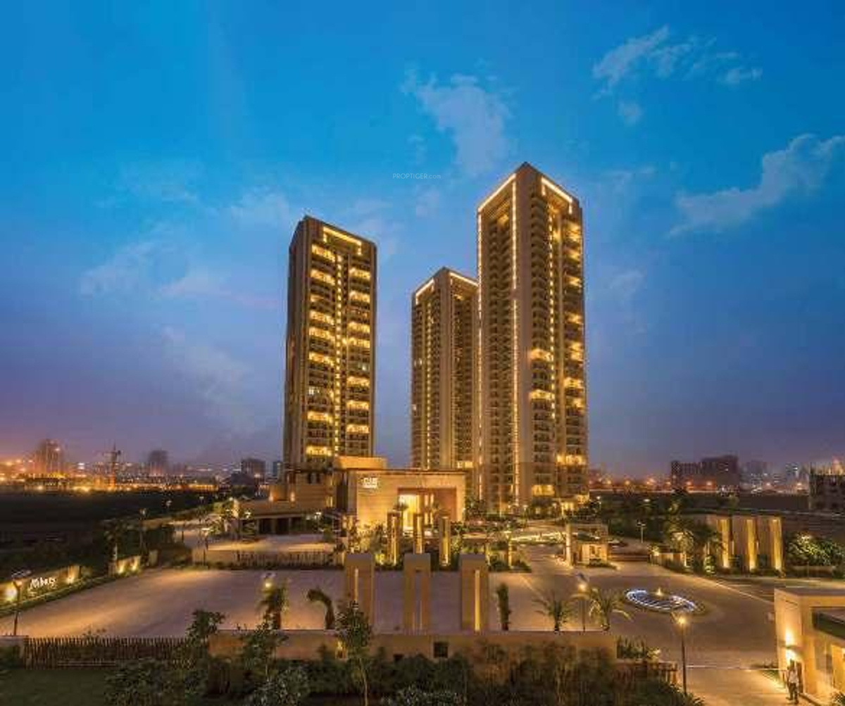1799 sq ft 3 BHK 3T Apartment for Sale in DLF The Primus