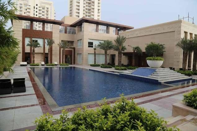 Image Of Swimming Pool Of Dlf The Primus Sector 82a Gurgaon