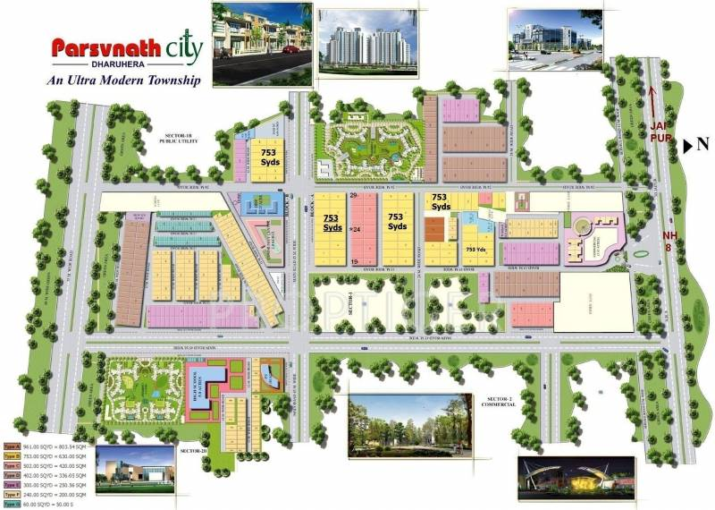 Images for Layout Plan of Parsvnath Elite Floors