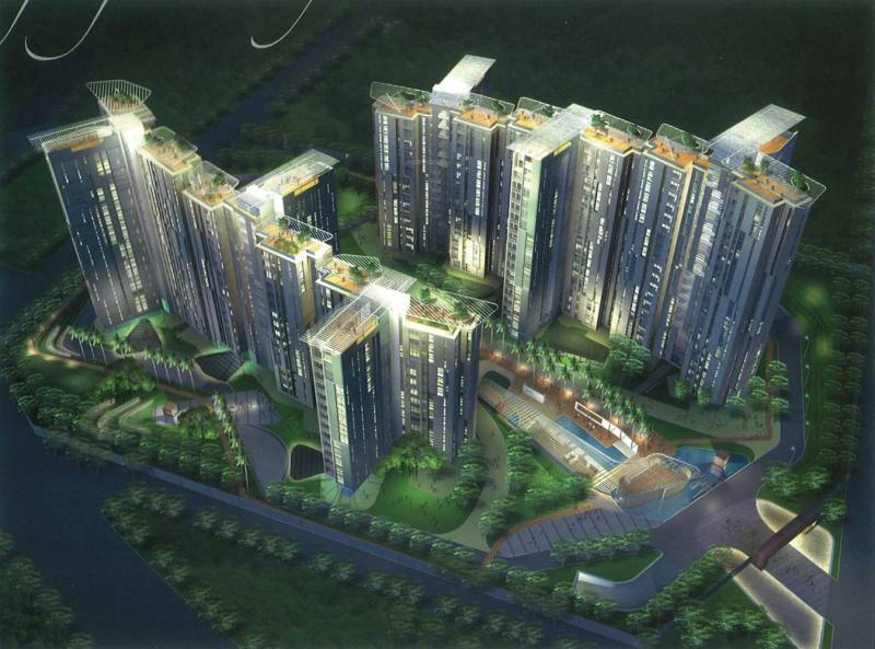 Images for Elevation of Unitech Heights