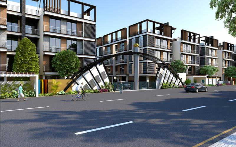 Images for Elevation of Shree Balaji Agora Residency
