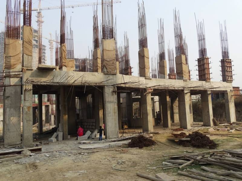 Images for Construction Status of Sampada Livia