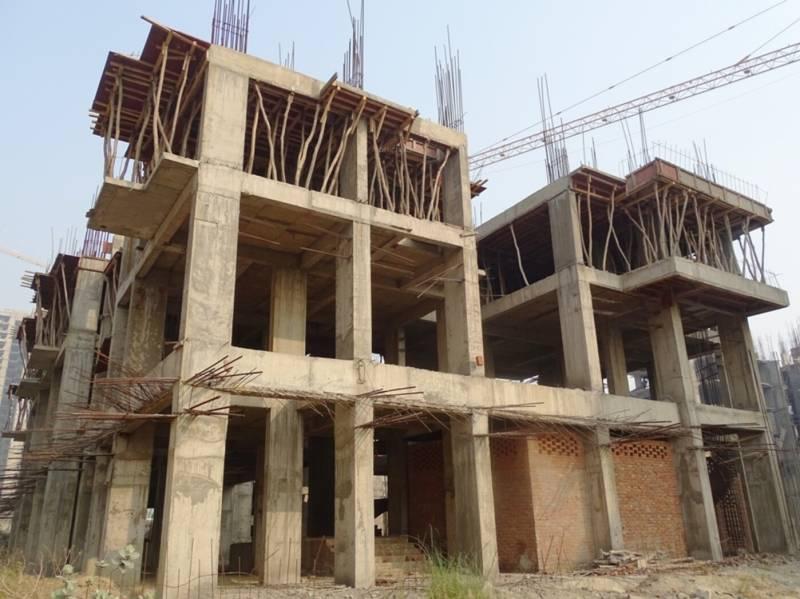 Images for Construction Status of Sampada Livia