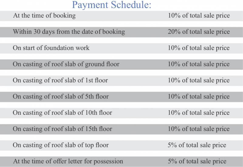 Images for Payment Plan of Sampada Livia