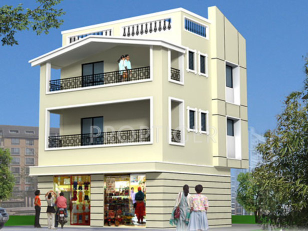 Images for Elevation of Samruddhi Realty Classic