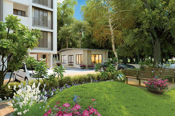 oasis Landscaped Gardens