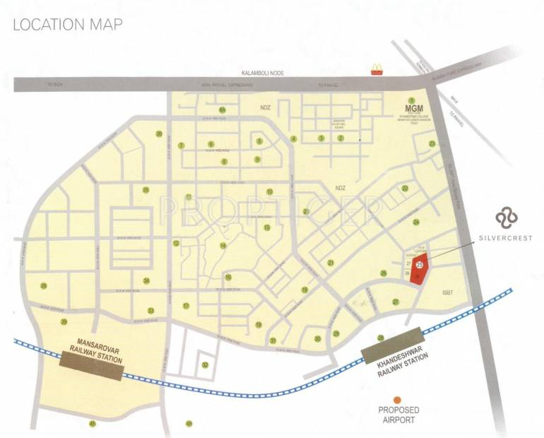 Images for Location Plan of Geomatrix Geomatrix Silver Crest