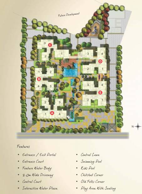 Images for Master Plan of Rohan Avriti