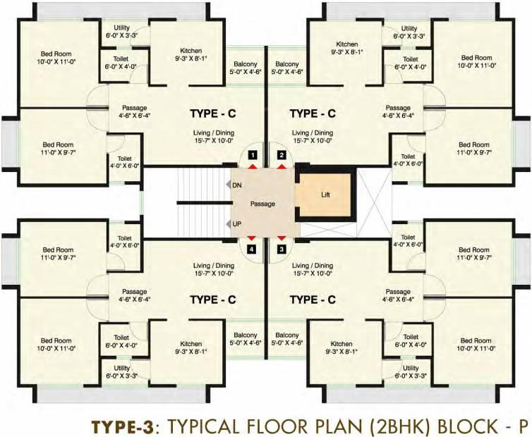 Images for Cluster Plan of Adani Pratham