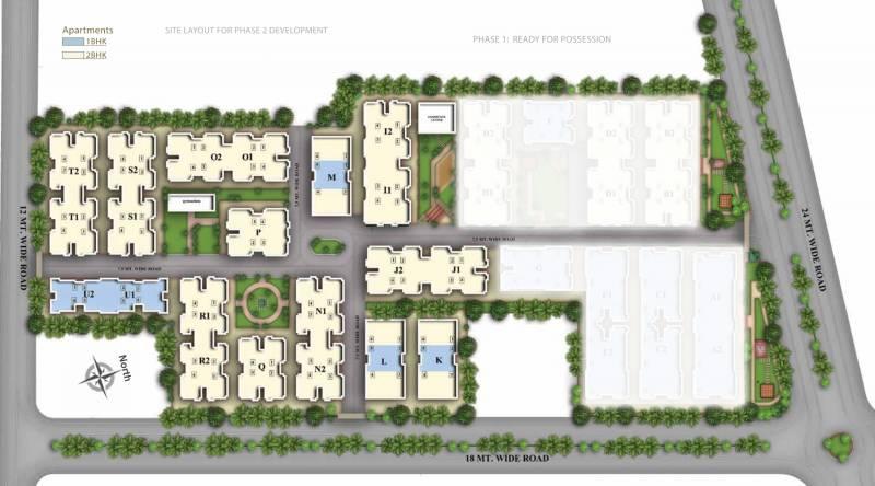 Images for Layout Plan of Adani Pratham