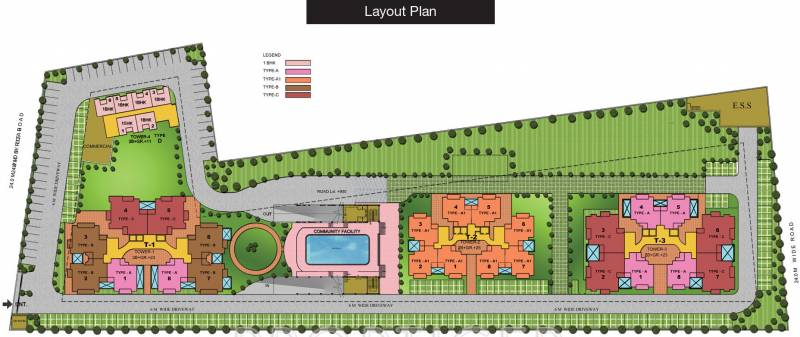 Images for Layout Plan of NCR Monarch
