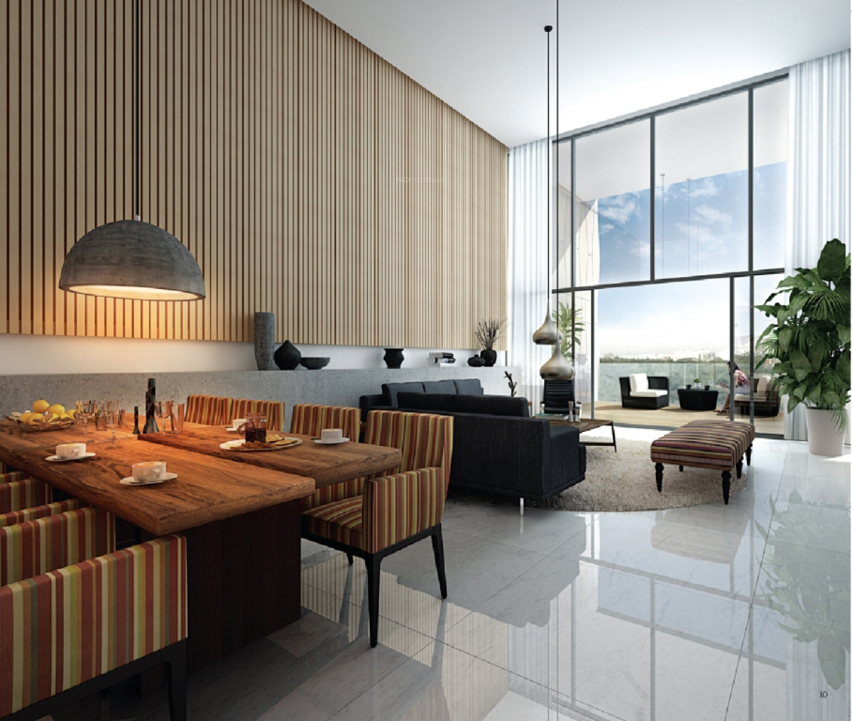 Apartment Realtors: 1792 Sq Ft 3 BHK 3T Apartment For Sale In Marvel Realtors