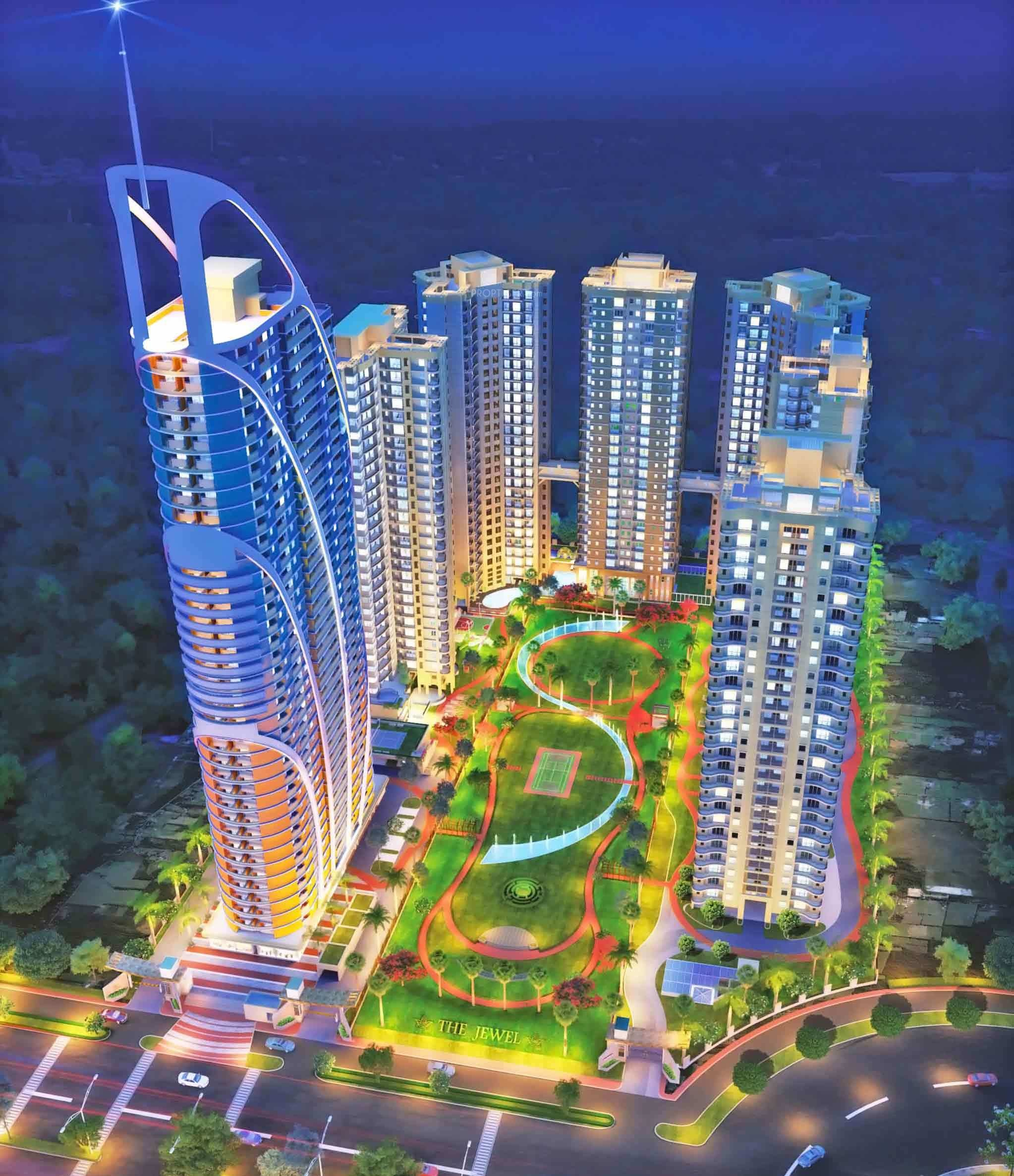 Dasnac The Jewel Of Noida In Sector 75 Noida Price